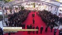 """Izïa Higelin """"Je les vois en vrai donc je suis super excitée!"""" - Festival de Cannes 2017"""
