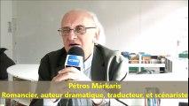 Littérature : le romancier Pétros Márkaris invité de l'Alb'Oru à Bastia