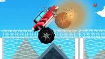 Monster lkw | LKW Stunts | Kinder Video | Monster Truck Stunts | Video For Children | Stun