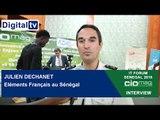 INTERVIEW - IT Forum Sénégal 2016 - Julien Dechanet : Eléments Français au Sénégal