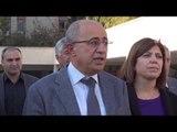 Demirtaş hakkında açılan davalardan biri bugün Mardin'de görüldü