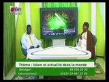 Oustaz Taib Socé - thème : islam et actualité dans le monde