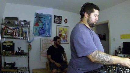 Andre Salata DJ Set - Quarto/Fresta