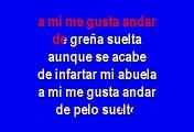 Gloria Trevi - Pelo Suelto (Karaoke)