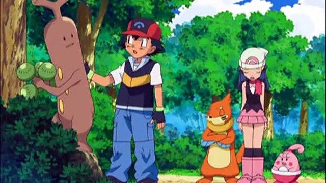 Pokémon DP Battle Dimension Épisode 42 - Docteur Pierre
