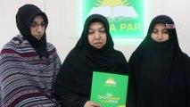 ''19 Mart Dünya Müslüman Kadınlar Günü olarak idrak edilmeli''