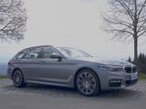 1er essai de la BMW Serie 5 Touring 2017