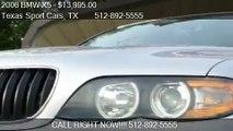 2006 BMW X5 3.0i - for sale in Austin, TX 78735