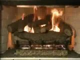 Peterson Forest Oak Vented Gas Logs Video
