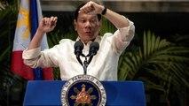 Philippines' Duterte Declares Martial Law