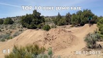 TOP 10 BIKE JUMP FAIL PART 1 DECEMBER The Ultimate Compilation Best Bicycle Jumping Fu