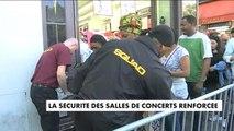 La sécurité des salles de concerts renforcée en France - France