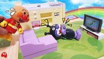 アンパンマン アニメ おもちゃ アンパンマンの日常 バイキンマン お買いもの ごっこ 遊び ❤ トイキッズ 子供向け おもちゃアニメ キッズ アニメ&おもちゃ Toy anpanman