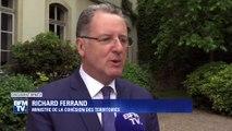 Document BFMTV - Richard Ferrand se justifie sur les accusations de montage immobilier