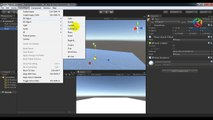 how to make simple unity fps first person Shooter tutorial unity3d developer