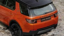 Land Rover Discovery Sport Interiors, sport cars video, sport cars