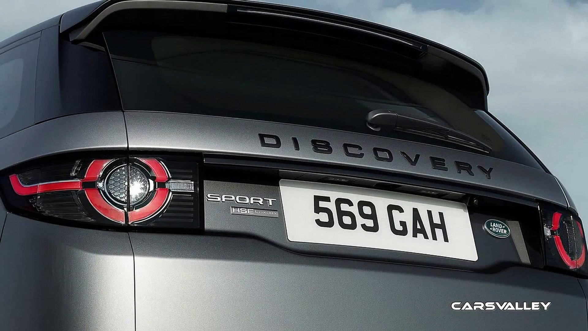 Land Rover Discovery Sport, sport cars video, sport cars