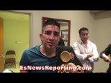 Leo Santa Cruz DEMANDS Abner Mares WIN AT LEAST 2 FIGHTS BEFORE REMATCH - EsNews Boxing