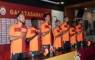Işte Galatasaray'ın Yeni Sezon Forması