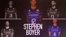 Volley - TQCM - Bleus : Boyer vu par ses coéquipiers