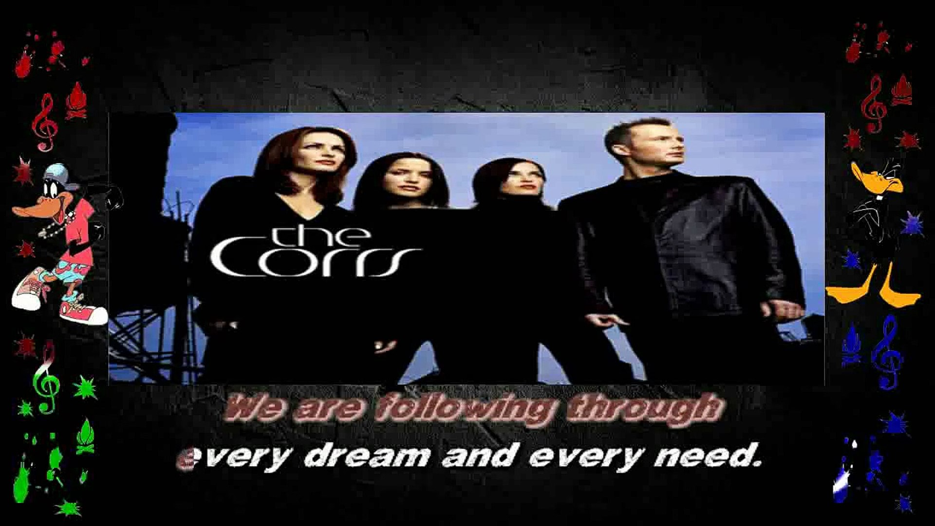 The Corrs - So young KARAOKE / INSTRUMENTAL