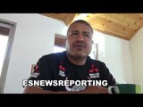 robert garcia on thurman porter mares fights being off - no fight no money! EsNews Boxing