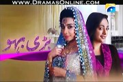 Bari Bahu Episode 28 p4
