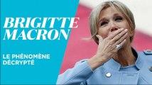 En quoi Brigitte Macron est-elle un phénomène ?