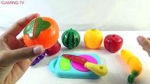 Jouets jeu de cuisine jouets fruits coupés jouets fruits coupés avec une variété