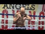Kiko Martinez: Canelo K.O's Khan! Kiko DOES SLICK SHADOW BOXING - EsNews Boxing