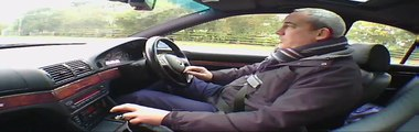 2002 BMW E39 530I SPORT Review_Road Test_Test Drive - BMW 5 Series