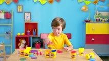 Play Doh'la İçim Rahat   Anne Korktun mu Çocukların Sevdiği Reklamlar,Çizgi film izle 2017