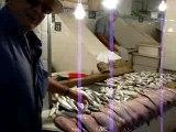 marché aux poissons de la Goulette