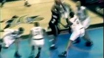 Dwyane Wades First NBA Game!