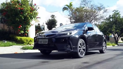Toyota Corolla XRS 2018 - Teste Webmotors