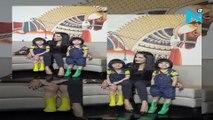 WOAH! Celina Jaitely pregnant with twins AGAIN
