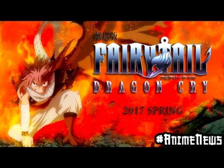 ANIME~WATCH!-Fairy Tail Movie 2: Dragon Cry (2017) MOVIE ONLINE FREE