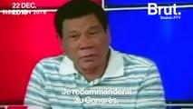 Donald Trump a félicité Rodrigo Duterte pour sa politique anti drogue