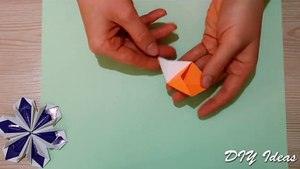 Easy Origami for Kids - Pape Bow Tie, Simple Paper Craft Idea for Kids