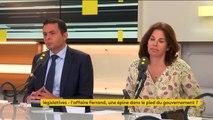 """""""Affaire"""" Ferrand : """"rien d'illégal mais depuis Fillon l'argument ne tient plus"""""""