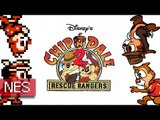 [Longplay] Disney's Chip 'n Dale Rescue Rangers 2 (Tic & Tac) - Nes (1080p 60fps)