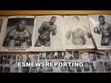 behind the scenes philly boxing gym - marion anderson rec center EsNews Boxing
