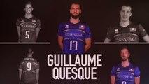 Volley - TQS - Bleus : Quesque vu par ses coéquipiers