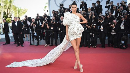 Kendall Jenner's Cannes Looks Will Take Your Breath Away
