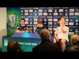 ASM Clermont Auvergne v Leinster Heineken Cup Club Rugby semi-final Post Match Press Conference
