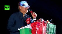 PTI President Sindh Dr Arif Alvi Speech PTI Kandhkot, Kashmore Jalsa 24.05.2017