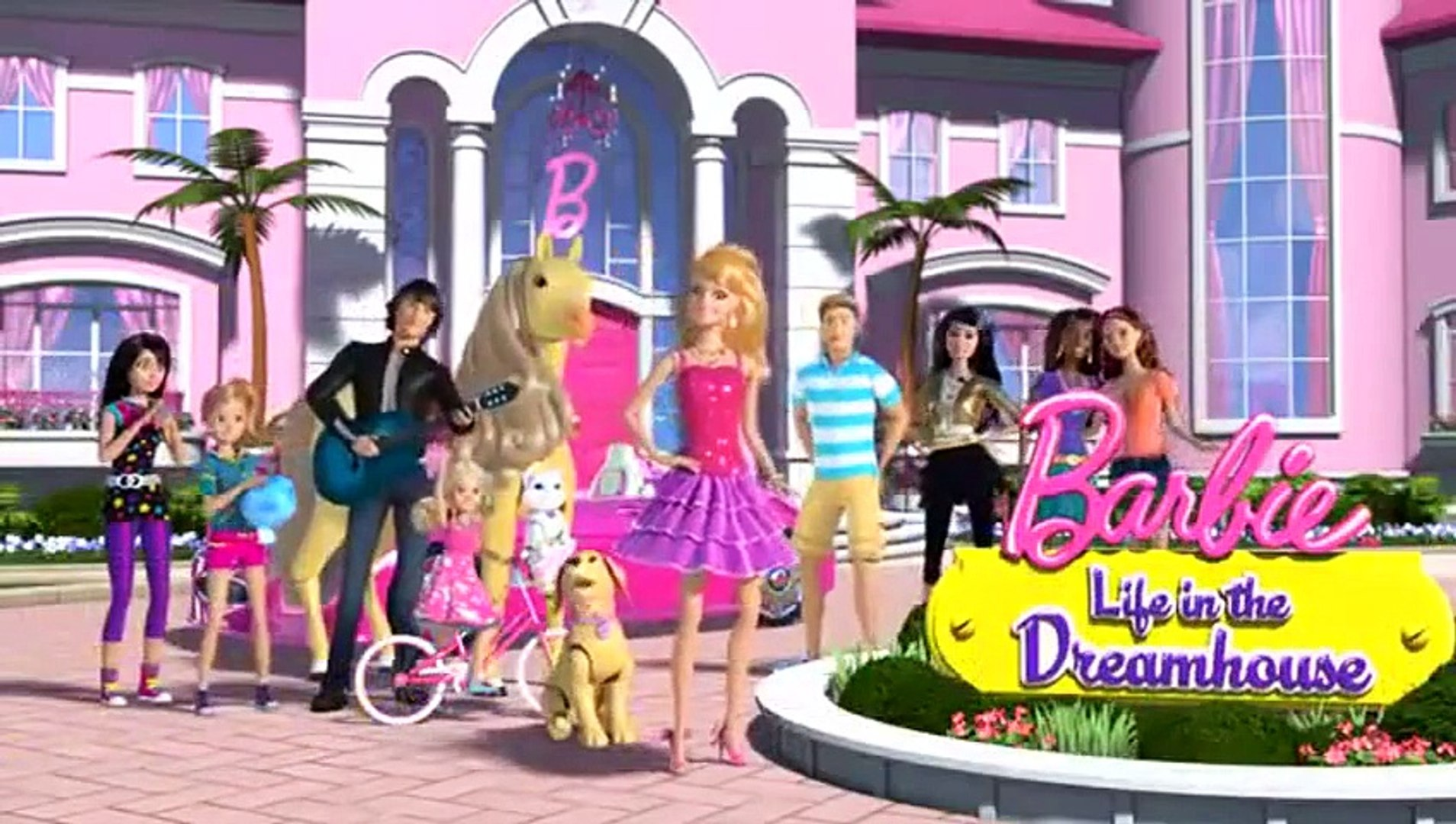 Barbie Français - Barbie Compilacion 2014