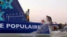 Vendée Globe  - Armel Le Cléac'h accueilli en héros aux Sables-d'Olonne-2Qv