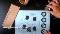 How to Make Paper Flowe  Paper Roses DIY Easy Tutorial