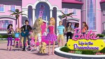 Barbie Life in the Dreamhouse S04E03 Another Day at the Beach HD